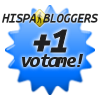Dame tu voto en HispaBloggers!