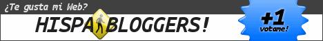 Dame tu voto en HispaBloggers!